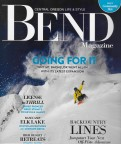 Foltz contributed outdoor feature content for multiple issues of Oregon's Bend Magazine.
