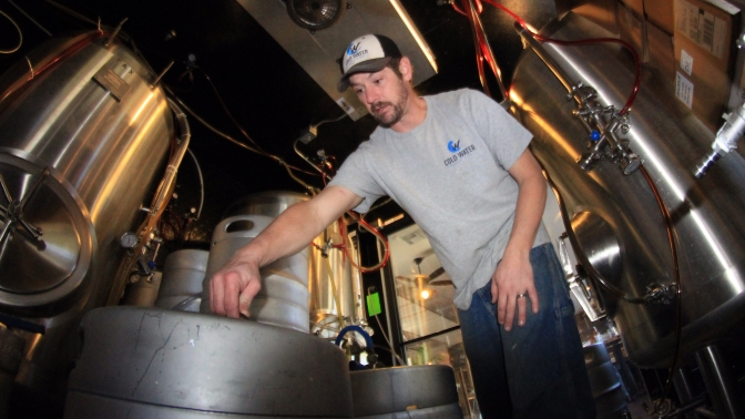 Tahoe's Cold Water Brewery celebrates one-year anniversary