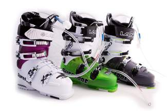 High Gear review: Surefoot custom ski boots